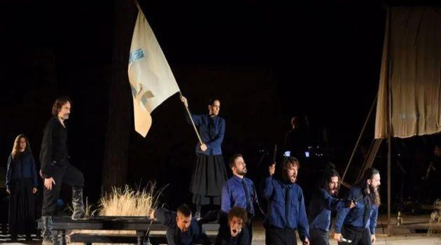 Η λαϊκή όπερα «Καπετάν Μιχάλης» του Δημήτρη Μαραμή στο Ηρώδειο