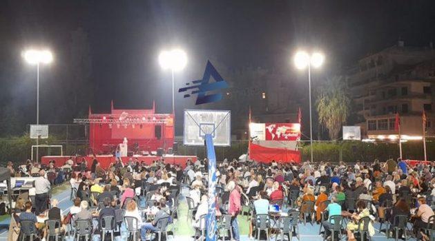 Το AgrinioTimes.gr στο 47ο Φεστιβάλ Κ.Ν.Ε. «Οδηγητή» στο Αγρίνιο (Videos – Photos)