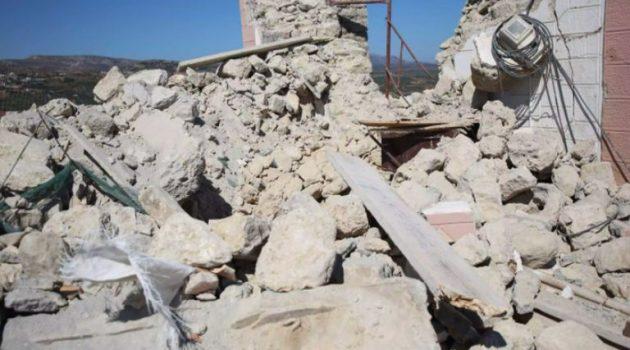 Σεισμός στην Κρήτη: 2.500 σκηνές για τους σεισμόπληκτους
