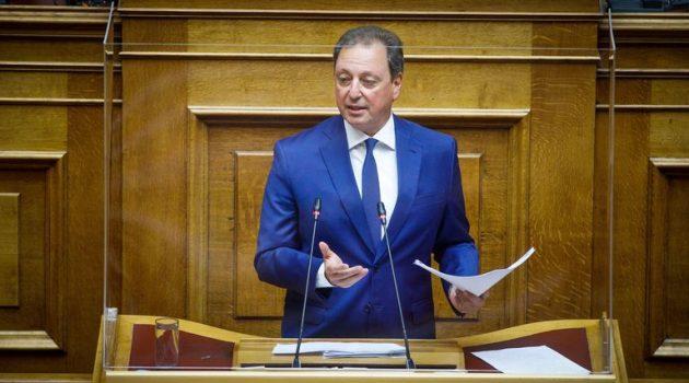 Σπ. Λιβανός για ΣΥ.ΡΙΖ.Α.: «Μόνο ως κόμμα «αντί» μπορείτε να υπάρχετε»
