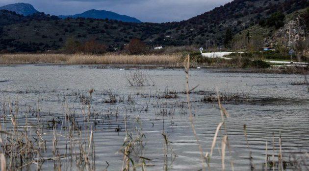 Αυθαίρετα στη Λιμνοθάλασσα με τις ευλογίες των αρχών (Photo)