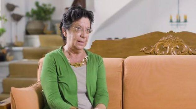 Μαρία Ευθυμίου: «Η Μεσόγειος ήταν μία ταραγμένη θάλασσα» (Video)