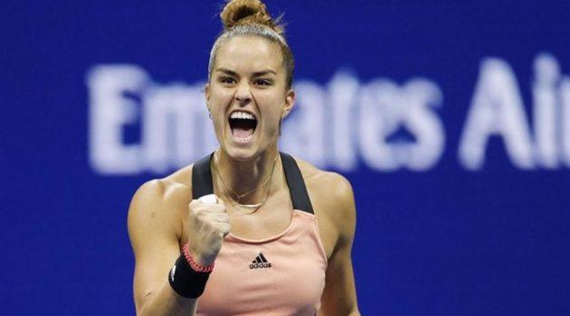 Σπουδαία πρόκριση για την Μαρία Σάκκαρη – Στα Προημιτελικά του US Open