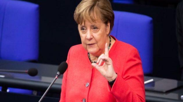Μέρκελ: «Η δυσκολότερη στιγμή της θητείας μου όταν ζήτησα τόσα πολλά από την Ελλάδα»