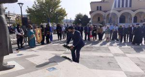 Αγρίνιο: Τελέστηκε το μνημόσυνο για τα θύματα της Μικρασιατικής καταστροφής…