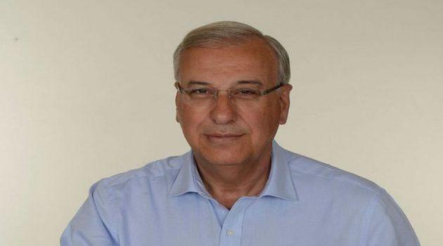 Ο Μ. Σταυριανουδάκης στον Antenna Star: «Είμαστε δίπλα στην Τοπική Αυτοδιοίκηση» (Ηχητικό)