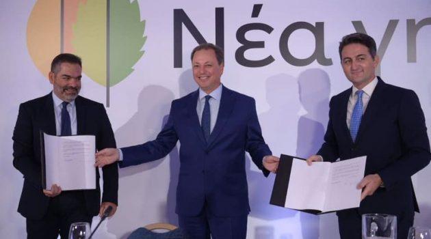 Στρατηγική συμμαχία των εταιρειών Παπαστράτος και Stevia (Photos)