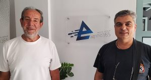 Β. Νταούλης και Χρ. Χαντζής στον Antenna Star: «Η ορειβασία…