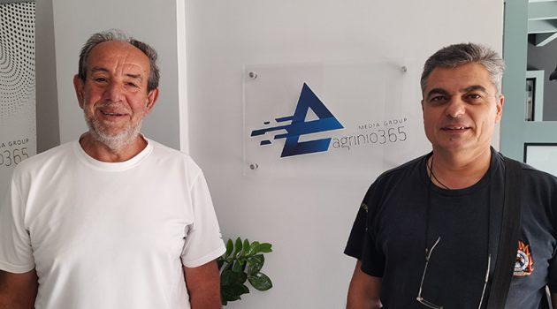 Β. Νταούλης και Χρ. Χαντζής στον Antenna Star: «Η ορειβασία είναι για όλους» (Ηχητικό)