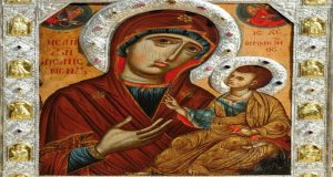 Πρόγραμμα Ιεράς Πανηγύρεως επί τη Εορτή της Συνάξεως της Παναγίας…