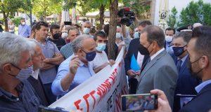 Σπ. Λιβανός σε εκπροσώπους αγροτών στο Αγρίνιο: «Επιζητώ τον διάλογο»