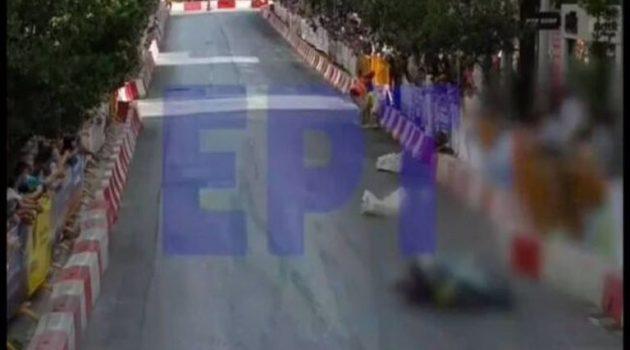 Πάτρα – Αγώνας Καρτ: Η στιγμή που τραυματίστηκε ο 6χρονος, πέντε συλλήψεις (Video)