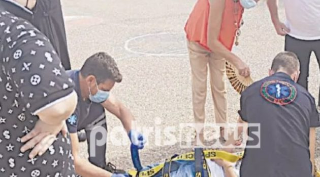 Πύργος: Μαθητής λιποθύμησε και τραυματίστηκε στο κεφάλι