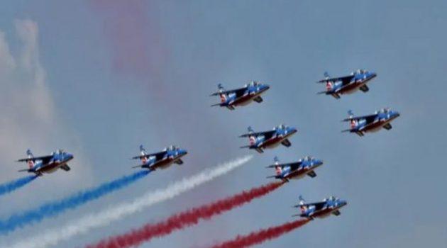 Athens Flying Week: Τα δύο γαλλικά Rafale αποχαιρετούν σήμερα την Ελλάδα