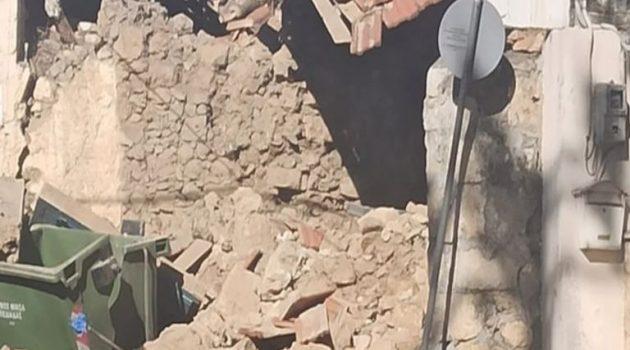 Σεισμός στο Ηράκλειο: Πάνω από 1.000 πέτρινα κτίσματα κρίνονται ακατάλληλα για χρήση