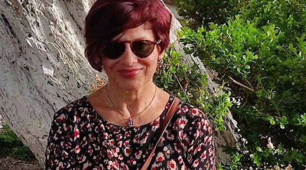 Ελένη Στρατούλη: «Η πέτρα της υπομονής»