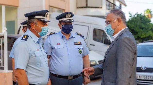 Τάκης Θεοδωρικάκος: «Η αστυνομία θα είναι φιλική απέναντι στον πολίτη»