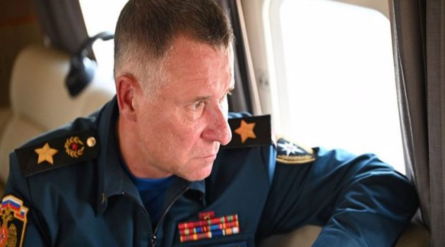 Ρωσία: Σκοτώθηκε ο Υπουργός Εκτάκτων Αναγκών