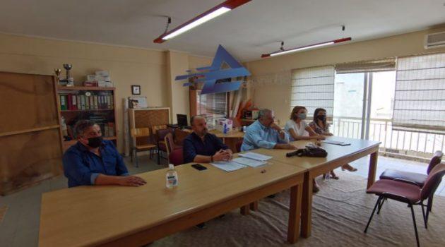 Αγρίνιο – Συν. Τύπου Β' Ε.Λ.Μ.Ε. – Σ.Ε.Π.Ε.: «Με δυσκολίες το άνοιγμα των Σχολείων» (Videos – Photos)
