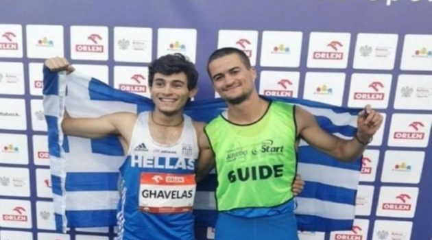 Τόκιο 2020 – Παραολυμπιακοί: Χρυσό Μετάλλιο και Παγκόσμιο Ρεκόρ για τον Γκαβέλα!