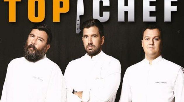 ΣΚΑΪ: Ολοκληρώνονται τα γυρίσματα του «Top Chef»