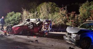 Χανιά: Δύο νεκροί σε φρικτό τροχαίο – Τραυματίστηκε σοβαρά μωρό…