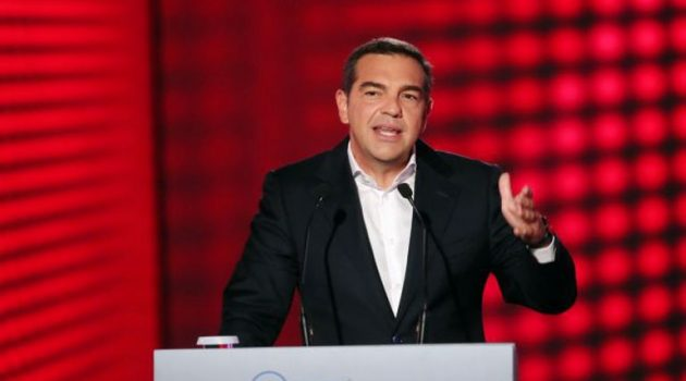Τσίπρας: «Δεσμεύομαι για προοδευτική διακυβέρνηση με τη συμμετοχή της κοινωνίας»