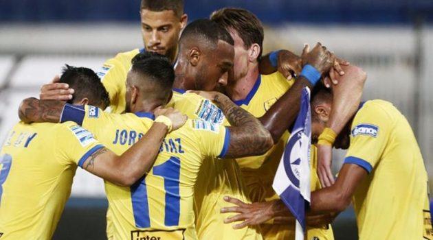 SL1: Τεράστια νίκη για τον Παναιτωλικό στο Περιστέρι με 2-1 επί του Ατρομήτου
