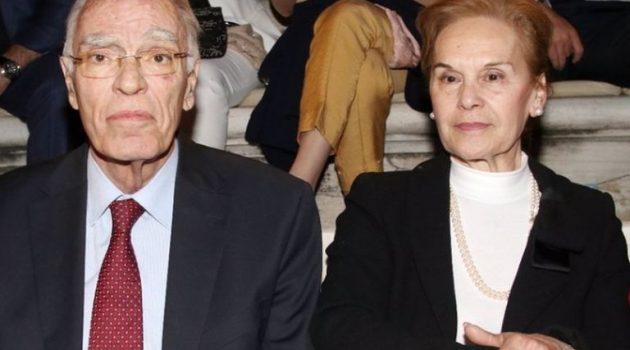 Βασίλης Λεβέντης: Η σύζυγός του αποκάλυψε γιατί δεν έκανε το εμβόλιο
