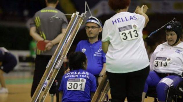 Τόκιο 2020 – Παραολυμπιακοί: Χάλκινο Μετάλλιο το μικτό ομαδικό στο Μπότσια