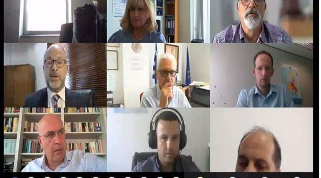 Διαδικτυακό Workshop για την Πολιτική Συνοχής 2021-2027 από τον Φωκίωνα Ζαΐμη