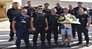 Ένωση Αστυνομικών Υπαλλήλων Ακαρνανίας: Θερμή υποδοχή στον Φώτη Ζησιμόπουλο (Video…