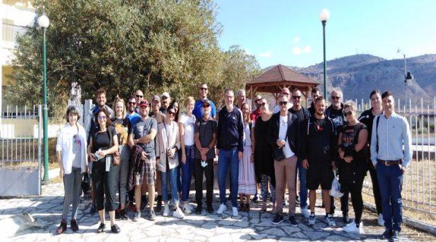 Επίσκεψη Αλιέων & Ιχθυολόγων από την Κροατία στον Φορέα Διαχείρισης