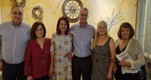Αγρίνιο: Παρουσιάστηκε το βιβλίο του Κ. Γεωργίου «Σε πρώτο πληθυντικό»