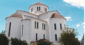 Ι.Ν. Αγίας Παρασκευής Ναυπάκτου: Θα λειτουργήσει ο νέος Μητροπολίτης Καστοριάς