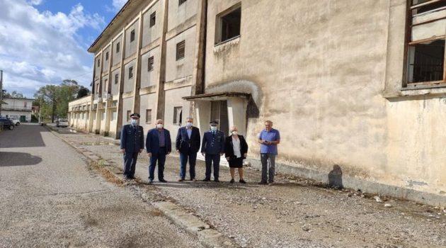 Μεσολόγγι: Ξεκινούν οι εργασίες στο νέο κτίριο της Αστυνομικής Διεύθυνσης Αιτωλίας