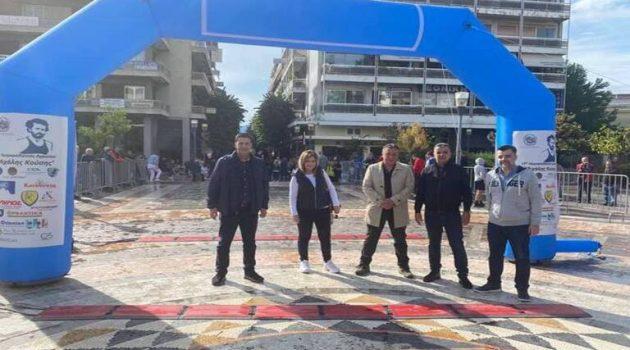 Χ. Σταρακά: «Συγχαρητήρια σε όσους συμμετείχαν στον 13ο Ημιμαραθώνιο»