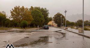 Έντονη βροχόπτωση και στον Αστακό (Photos)