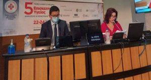Στο 5ο Πανελλήνιο Συνέδριο Επισκεπτών Υγείας ο Γιάννης Τριανταφυλλάκης