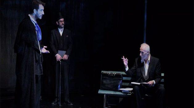 Ο «Διάλογος» του Διονυσίου Σολωμού στο Θέατρο της Ημέρας