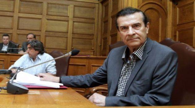 Πέθανε ο πρώην υπουργός και βουλευτής του ΣΥ.ΡΙΖ.Α. Τάσος Κουράκης