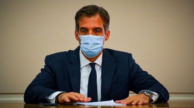 Ε.Ο.Δ.Υ.: Υπέβαλε παραίτηση ο Παναγιώτης Αρκουμανέας