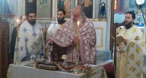 Αγρίνιο – Ι.Ν. Αγίας Τριάδος: Τέλεση Θείας Λειτουργίας του Αγίου…