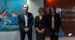 Αγρίνιο: Εντυπωσίασαν τα έργα της Χρ. Σωτηροπούλου στην έκθεση «Μαγικός…