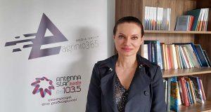 Μ. Χρέλια στον Antenna Star: «Μία στις οχτώ γυναίκες θα…