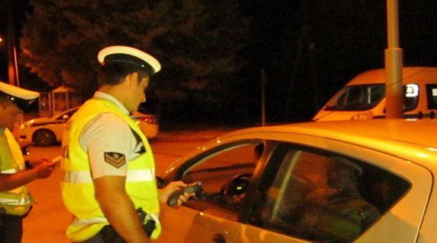 Αγρίνιο: Οδηγούσε υπό την επήρεια αλκοόλ και συνελήφθη