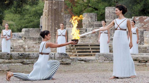 Αρχαία Ολυμπία: Αναβάθμιση των Τελετών Αφής της Ολυμπιακής Φλόγας