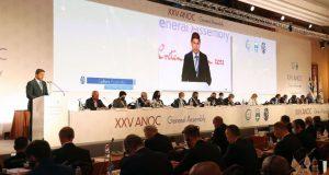 H 25η Γενική Συνέλευση της Διεθνούς Ένωσης Εθνικών Ολυμπιακών Επιτροπών…