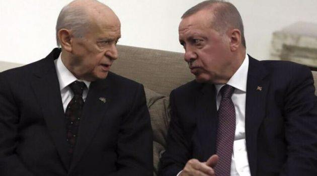 Τουρκία: Δημοσκόπηση δείχνει για πρώτη φορά ότι ο Ερντογάν χάνει την πρωτιά