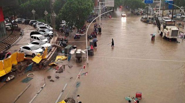 Κίνα: Επαναλειτουργούν τα ανθρακωρυχεία μετά τις πλημμύρες – 15 νεκροί και 3 αγνοούμενοι